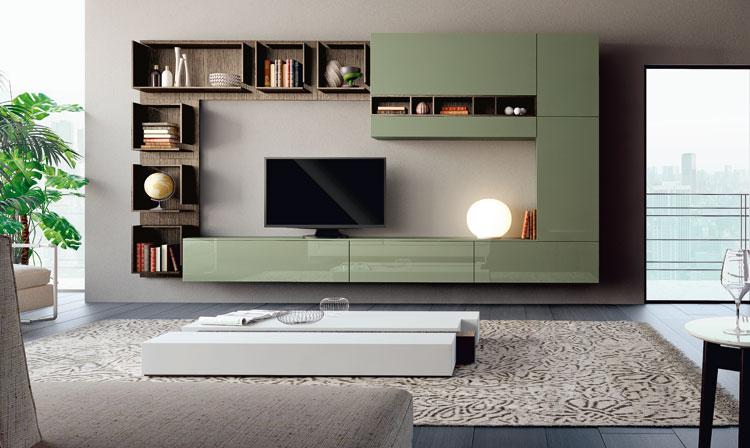 Emejing Mobili Soggiorno Ikea Photos - Design Trends 2017 ...